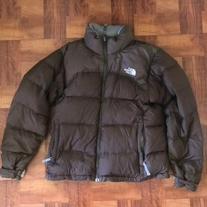 Women's north face puffer